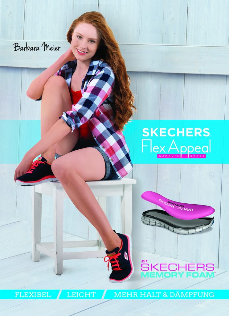 Barbara Meier_Skechers Flex Appeal Shooting_4