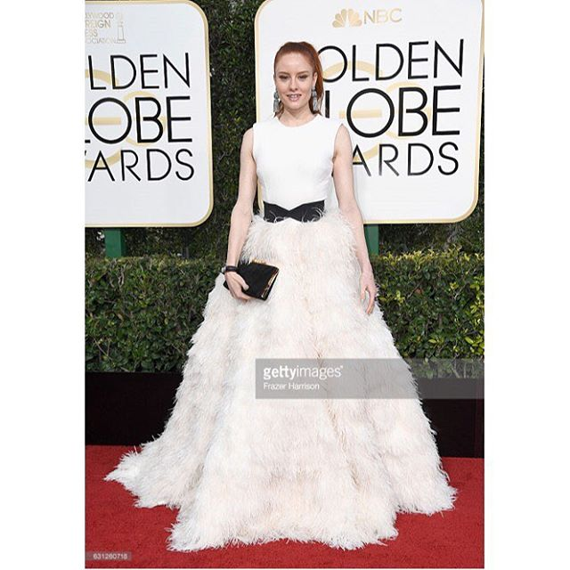 Official Red Carpet Pic goldenglobes