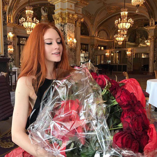 Monacoberraschung zum Valentinstag inLove So schn dass Du trotz Deineshellip