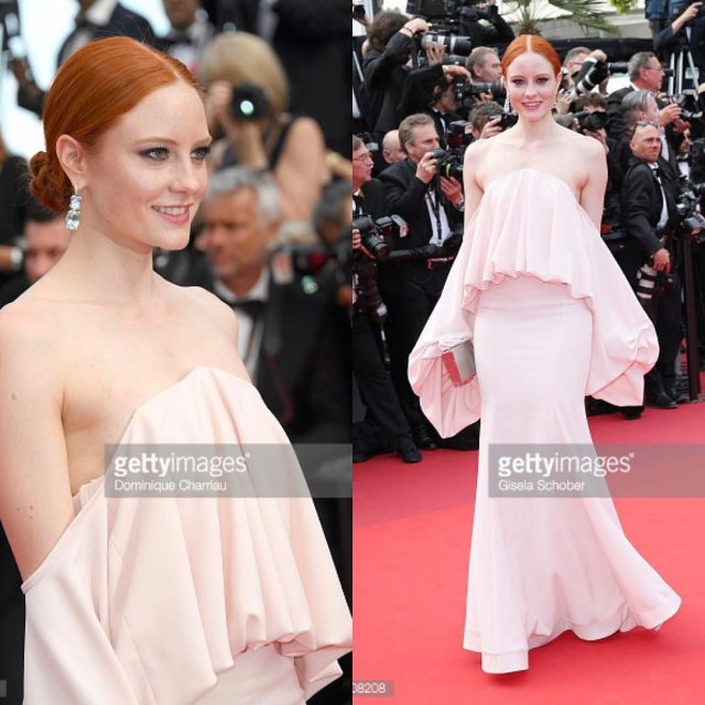 70th anniversary Cannes Film festival Thanks lanamuellerofficial for that stunninghellip