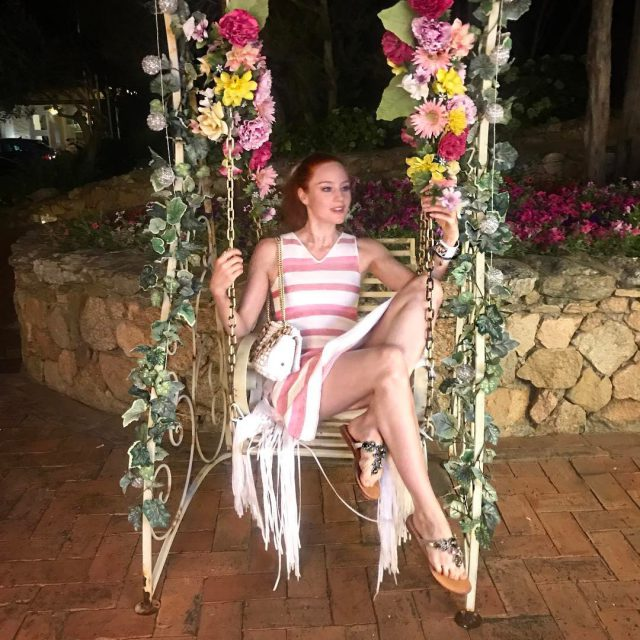 The best nights end up on a flowerswing aboutlastnight flowershellip