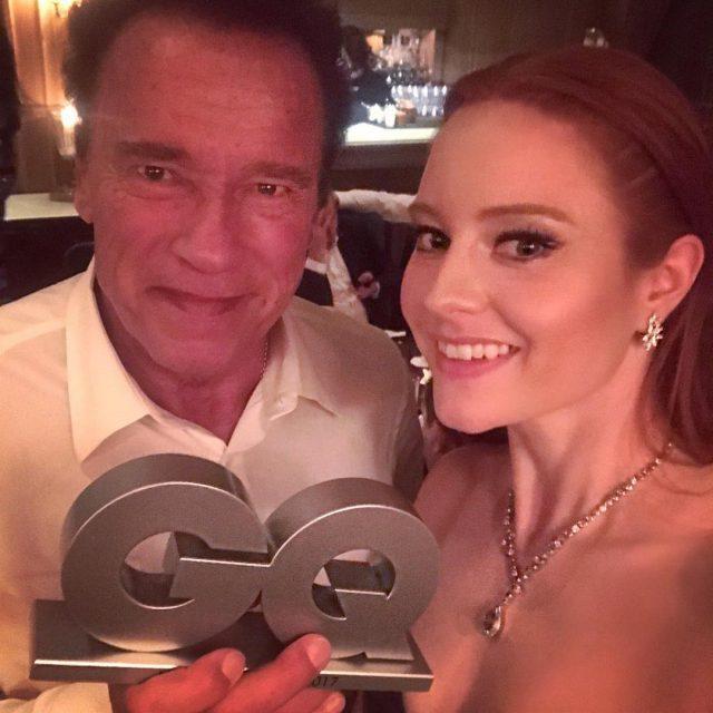 Congratulation to the GQ Legend of the Century award!!! Bodybuilderhellip